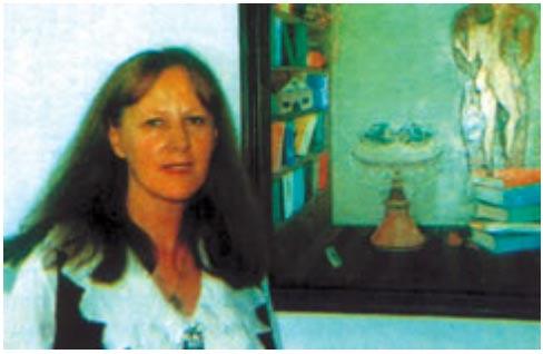 Glenda Nosovsky terapeuta de arte